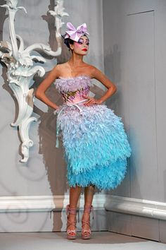 Christian Dior, couture, dior, dress, fashion. I LOVE LOVE LOVE all of the beautiful colors and the AMAZING heels!!!