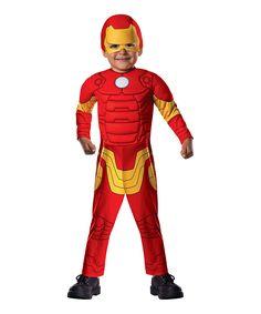 Iron Man Dress-Up Set - Kids
