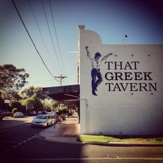 That Greek Tavern, Glen Iris Melbourne VIC #restaurant