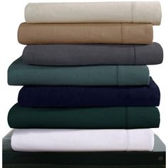 Shop for Luxury 200-GSM Cotton Flannel Hemstitched Extra Deep Pocket Sheet Set. Get free shipping at Overstock.com - Your Online Sheets & Pillowcases Outlet Store! Get 5% in rewards with Club O! - 16620763