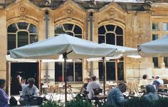 Midsomer Locations - The Cafe at Waddesdon Manor, Buckinghamshire Midsomer Murders, Grand Homes, Filming Locations, Agatha Christie, Sherlock Holmes, About Uk, Detective, Addiction, Mystery