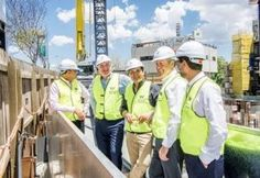 Marriott International visits W Brisbane site during tour of merged Australian portfolio eglobaltravelmedia.com.au/marriott-inter… #MarriottHotels