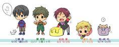 Free! - Iwatobi Swim Club, haruka nanase, haru nanase, haru, nanase, haruka, free!, iwatobi, rin matsuoka, matsuoka, rin, tachibana, makoto, makoto tachibana, nagisa hazuki, nagisa, hazuki, rei ryugazaki, rei, ryugazaki