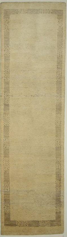 Loribaft Gabbeh  Teppiche  Moderno Tappeto Alfombra 296 x 82 cm Rugs Tapis