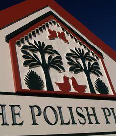 The Polish Place Restaurant Sign Artwork / Danthonia Designs