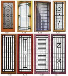 New iron door design modern 39 Ideas Home Window Grill Design, Grill Gate Design, House Window Design, Balcony Grill Design, House Gate Design, Door Gate Design, House Front Design, Railing Design, Steel Grill Design