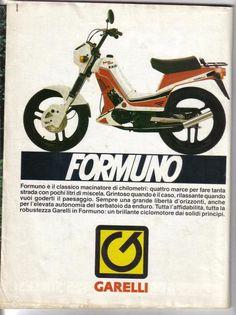 Garelli Formuno Raid