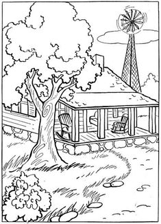 Colouring Pages for Older Adults