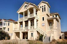 Oceanfront Outer Banks Rentals | Pine Island Rentals | Pine Island Princess