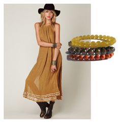 """""""Boho Chic"""" by zenstore on Polyvore featuring Free People"""