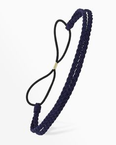 charming charlie | Suede Braid Hair Wrap | UPC: 410007078429 #charmingcharlie