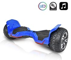 CHO All Terrain Hoverboard Off-Road Smart Self-Balancing Dual Motors Electric Scooter Electric Scooter, Offroad, More Fun, Coloring Books, Transportation, Motors, Kids, Diving, Places