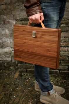 Woodcase by Studio Jasper Interior   Furniture made in The Netherlands on CrowdyHouse