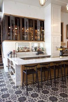 greige: interior design ideas and inspiration for the transitional home : Inspired cafe kitchen and bar. greige: interior design ideas and inspiration for the transitional home : Inspired cafe kitchen and bar.