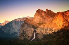 Yosemite National Park - 10 Best National Parks to Visit in 2015