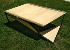 Coffee table Cubism