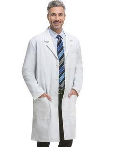 Buy Cherokee Med Man Unisex Three Pocket Long Twill Medical Lab Coat for $18.45