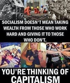 What socialism means