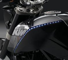 KTM 125 Duke Powerparts accessories