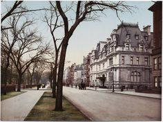 Astor Family Mansions | ... Fifth Ave_Manse of Mrs W.B. (Caroline) Astor_Richard Morris Hunt_c1900
