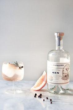 elderflower spanish gin + tonics /