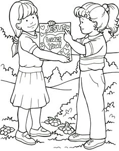 342 Best Bible Story Coloring Pages images in 2016