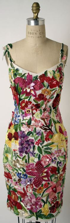 omgthatdress:  Todd Oldham ensemble ca. 1996 via The Costume Institute of the Metropolitan Museum of Art
