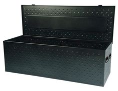 Geelong Sales Company 09 Tool Boxes - Trade DIAMOND PLATE ONE TONNER TOOL BOX