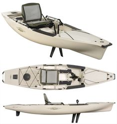 Pedal Kayaks For Fishing : Hobie Mirage Pro Angler 2011 Kayak Bass Fishing, Canoe And Kayak, Going Fishing, Best Fishing, Fishing Boats, Fishing Tips, Canoe Boat, Fishing Stuff, Canoe Trip