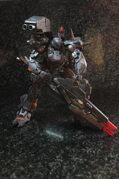 "MG 1/100 Kampfer ""Nemesis Raider"" ver. ACE"