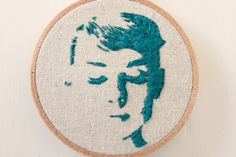 Supreme Best Stitches In Embroidery Ideas. Spectacular Best Stitches In Embroidery Ideas. Portrait Embroidery, Learn Embroidery, Hand Embroidery Stitches, Embroidery Art, Cross Stitch Embroidery, Embroidery Patterns, Contemporary Embroidery, Modern Embroidery, Sewing Art