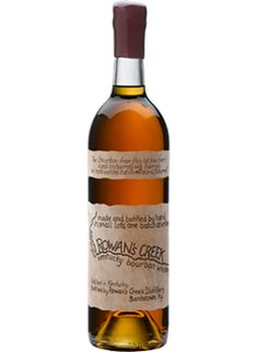 Rowan's Creek Straight Kentucky Bourbon via Caskers