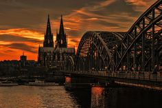 Bridge to the dom . by Vic Perri on 500px