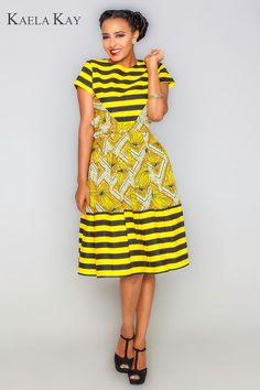 Hey, I found this really awesome Etsy listing at https://www.etsy.com/pt/listing/253445074/yazmeen-awo-striped-dress