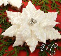 Δημιουργία - Επικοινωνία: Ζαχαροπλαστική: Christmas Cookies - Royal icing