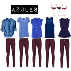 Canción de la vida profunda: Currently obsessed: Pantalones color vino