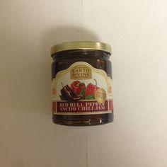 Earth & Vine - Red Bell Pepper Ancho Chili Jam