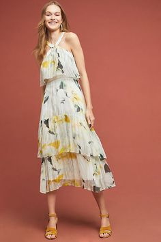 8fcf174f5469 It's Anthro Day! Enjoy 20% off Everything #theeverygirl Strapless Dress,  Dresses,