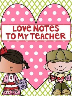 This FREEBIE is a cute and functional way to organize all those FANTABULOUS love notes, pictures, and drawings you get from your students every day! If you are like me, there is NEVER enough wall space, so I keep them all in plastic sleeves inside a cute binder!