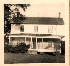 Vernacular farmhouse Old Trap Currituck County NC