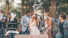 Boho Chic Wedding Italy
