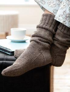 Toe Up Socks   Yarn   Free Knitting Patterns   Crochet Patterns   Yarnspirations