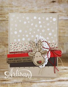 Learn how to use Stampin' Up!'s new Seasonal Decorative Masks. See tips and tricks when using them and tools you can use with Decorative Masks.