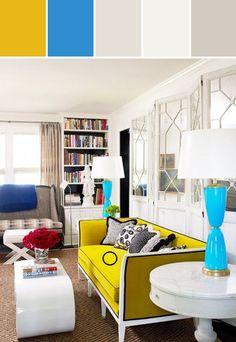 Modern Living  Designed By Jacklyn Tran via Stylyze