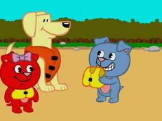Bobber the Water Safety Dog teaches puppies Corky and Sinker the importance of water safety at Waterbowl Lake. Just for kids!