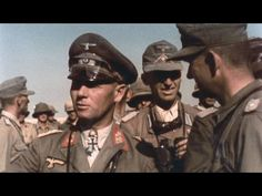 "Erwin Rommel and his  ""Afrika Korps"""