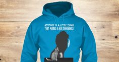 Cat Attitude Sweatshirt from LOVE CATS <3 only on Teespring - Free Returns and 100% Guarantee - Attitude Is A Little Thing That Makes A Big...