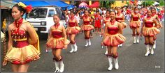 """Marchers+Sinulog+Fiesta+""""Tanjay+City""""+:+Visit+Tanjay+City+late+July+to+enjoy+4+days+of+Fiesta.+Municipal+parade,+Sinulog+parade,+drums+and+traditional+group+dance+off.+Amazing.++Tanjay+City+is+located+just+a+short+drive+North+from+Dumaguete+City.+