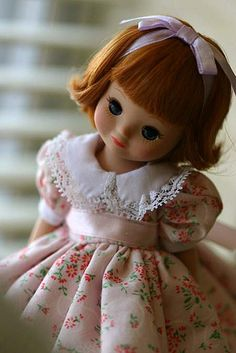 Betsy McCall doll....such a sweet little doll