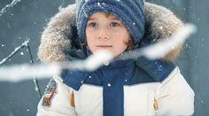 Куртки и комплекты NELS для мальчиков отличаются современным дизайном.